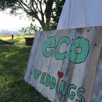 Ibid wood eco weddings