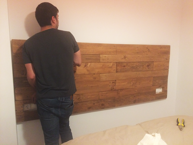 Decoración Con Madera Reciclada Ibid Wood